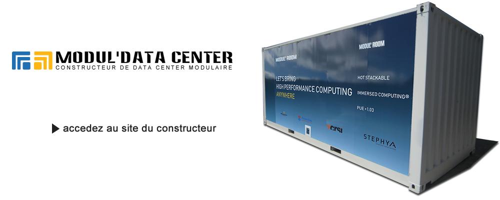 modul data center